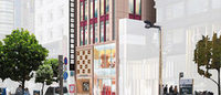 新宿中村屋の新ビル概要が決定 コーチ日本初のコンセプト店など10月開業