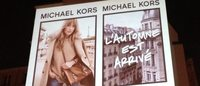 Michael Kors rolls out flyposting campaign In Paris and London