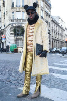 Street Fashion Paris N269