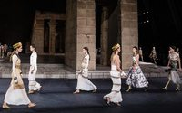 "Chanel a New York: ""Walk like an Egyptian"""