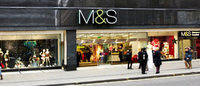 Marks & Spencer shares hit by Christmas trading concerns