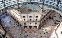 YSL entra in Galleria, a Milano, con offerta record da 1 milione di euro