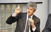 Marco Patuano, CEO da holding da Benetton, está de saída