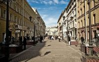 Арендные ставки в стрит-ритейле Санкт-Петербурга постепенно начали снижаться