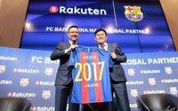 La empresa japonesa Rakuten patrocinará la camiseta del Barça por 55 millones al año