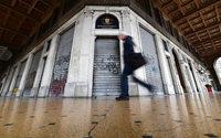 In Italia spariti oltre 77mila negozi dal 2012