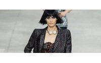 Мода сквозь призму искусства на показе Chanel в Париже