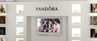 Denmark's Pandora plans 200-300 new stores a year from 2016-2018