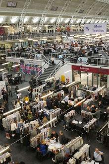 The London Textile Fair 01.2018