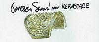 Vanessa Seward signe trois bijoux de cheveux pour Kérastase