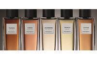 """Yves Saint Laurent lanciert seine erste """"Parfüm-Garderobe"""""""