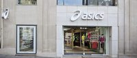 Asics a ouvert son point de vente phare parisien