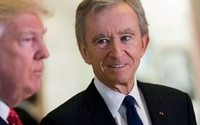 Bernard Arnault en tête des milliardaires français