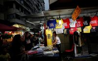 Hong Kong September retail sales fall 18.3% as protests take toll