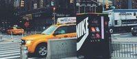 """耐克纽约街头自动售货机:用""""汗水""""换商品"""