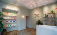Weleda eröffnet drei City-Spas in den Niederlanden