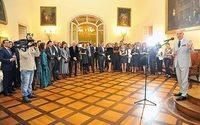 Romania, l'ambasciatore Brasioli ospita il tailor-made maschile