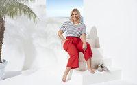 Aldi präsentiert zweite Kollektion von Curvy Model Angelina Kirsch