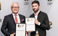 Olymp erstmals mit German Brand Award ausgezeichnet