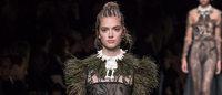 Pasaje al futuro de Chanel, a África con Valentino y a China con Shiatzy Chen