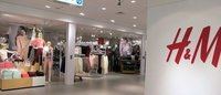 H&M国内最小ショップが東京駅にオープン 今後も小型店舗出店を視野に