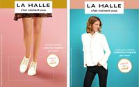 La Halle demande à ses clients de l'aider à imaginer ses modèles