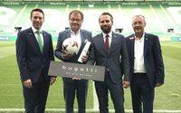 Bugatti stattet SK Rapid Wien aus