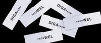ディガウェルとファセッタズムの合体企画 ドーバー銀座で限定販売
