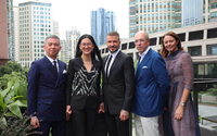 BFC launches China partnerships strategy in Shanghai with David Beckham