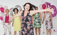 Adler wählt Kampagnenmodel mit Freizeit Revue