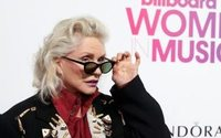 Rock singer Debbie Harry crowned Style Icon at Elle Style Awards