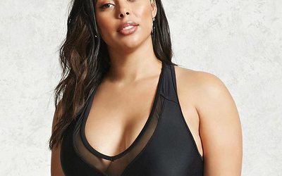 a27600f53a6 Forever 21 launches plus-size swimwear - News   Collection ( 810986)