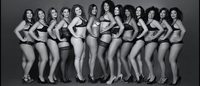 "Ritorna il calendario ""Beautifulcurvy 2015"""