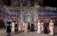 Dior Cruise 2021: мистика и аутентичность, но в Италии, а не в Париже
