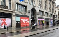 UK footfall plunges, West End is ghost town as spending shifts online