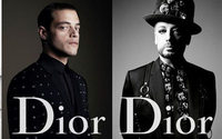 Dior Homme and Boy George team up for new SS17 ad campaign
