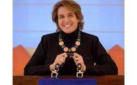 Maria Luisa Spina debutta nella moda con le sue borse Made in Abruzzo