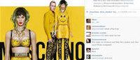 モスキーノがケイティペリーのツアー衣装をデザイン