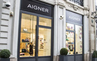 Aigner feiert ersten Store in Mailand