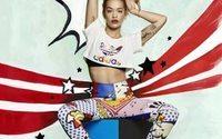 Popsternchen macht es mal wieder für Adidas