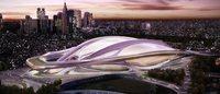 2020年東京五輪のメイン会場 ザハ・ハディドによる新国立競技場デザイン案が話題に