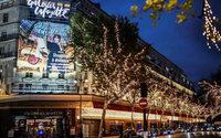Am Hauptsitz von Galeries Lafayette sind 185 Stellen gefährdet