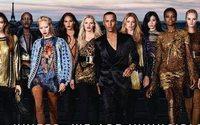 L'Oréal Paris x Balmain dévoilent leur collaboration en images