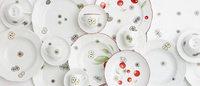 ミナ ペルホネンがデザイン リチャード ジノリの食器をパス ザ バトンで販売