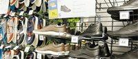 户外运动大热 专业运动用品卖场销量增长50%以上