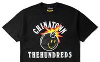 The Hundreds x Chinatown Market release classic streetwear capsule