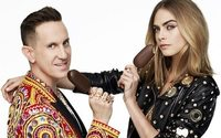 Cara Delevingne and Moschino's Jeremy Scott go wild for latest Magnum campaign