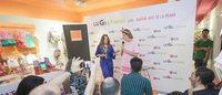 LG y la diseñadora Agatha Ruiz de la Prada tiñen de rosa el LG G5