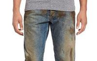 PRPS: i jeans macchiati di (finto) fango costano 420 euro&#x3B; è bufera sul web