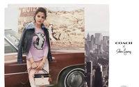 Первая полноценная коллекция Coach x Selena Gomez поступит в продажу в ГУМ